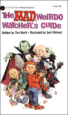The MAD Weirdo Watcher's Guide • Great Britain