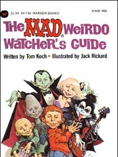 Go to The MAD Weirdo Watcher's Guide • Great Britain