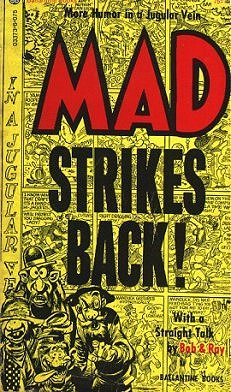 MAD strikes back! • Great Britain