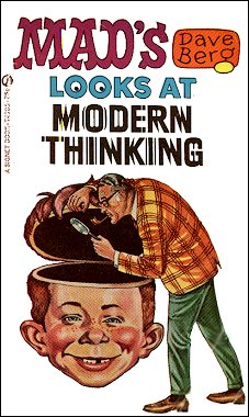 MAD's Dave Berg looks at Modern Thinking • Great Britain