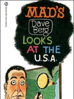 MAD's Dave Berg looks at the U.S.A. • Great Britain