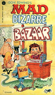 Don Edwing's MAD Bizarre Bazaar • Great Britain