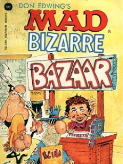 Go to Don Edwing's MAD Bizarre Bazaar • Great Britain