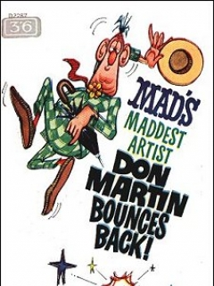 Don Martin bounces back! • Great Britain