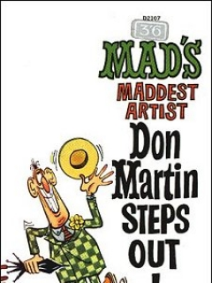 Go to Don Martin steps out! • Great Britain