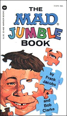 The MAD Jumble Book • Great Britain