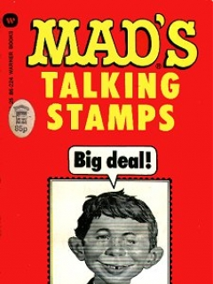 Go to MAD's Talking Stamps • Great Britain