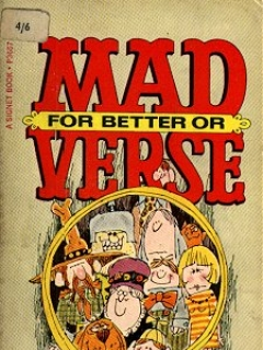Go to MAD For better or Verse • Great Britain