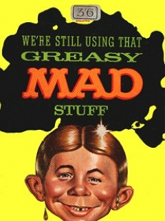 Greasy MAD • Great Britain