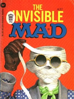 The invisible MAD • Great Britain