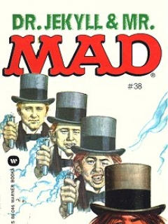 Dr.Jekyll & Mr.MAD #38 • Great Britain