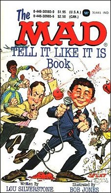 The MAD tell it like it is Book • Great Britain