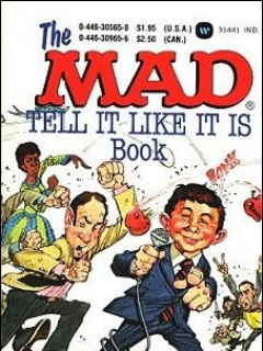Go to The MAD tell it like it is Book • Great Britain