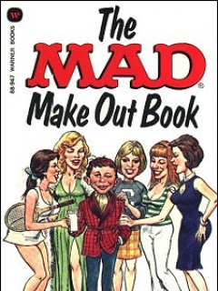 The MAD make out book • Great Britain