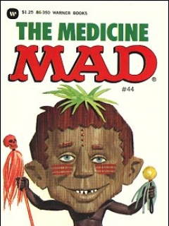 Go to The Medicine MAD #44 • Great Britain