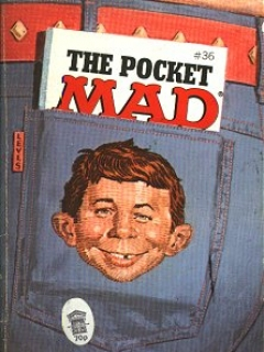 The Pocket MAD #36 • Great Britain