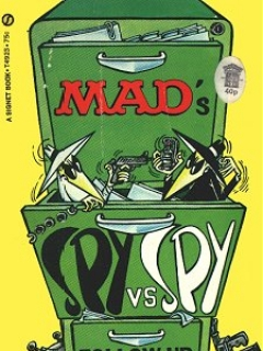 MAD's Spy vs Spy Follow-Up File • Great Britain