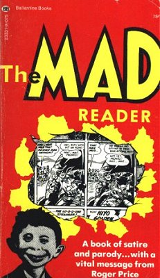 The MAD Reader • Great Britain