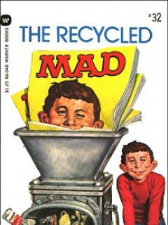 Go to The recycled MAD #32 • Great Britain
