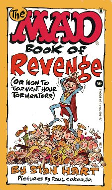 The MAD book of revenge • Great Britain