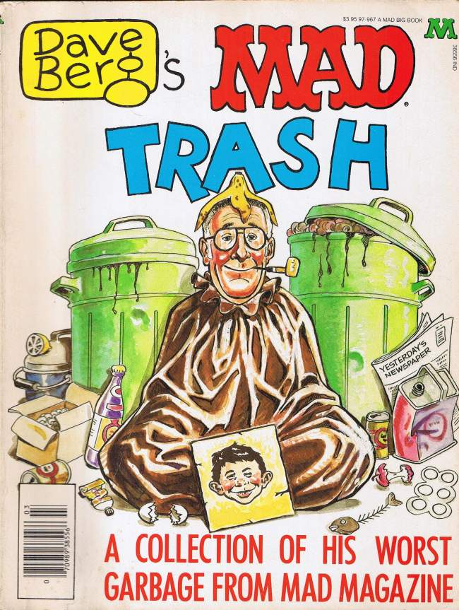 Dave Berg's MAD Trash • USA • 1st Edition - New York