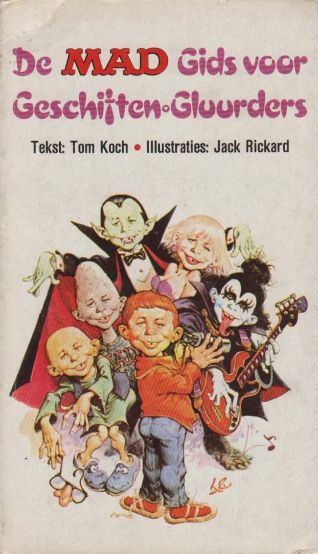 De MAD Gids voor Geschiften Gluurders #13 • Netherlands • 1st Edition