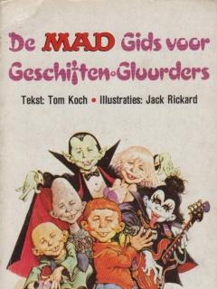 Go to De MAD Gids voor Geschiften Gluurders #13 • Netherlands • 1st Edition