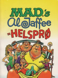 Go to Mad's Al Jaffee = helsprø #28 • Norway • 2nd Edition - Semic