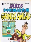 Image of MAD's Don Martin Grinds Ahead
