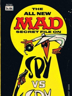 Go to The all new MAD secret file on Spy vs Spy • Great Britain