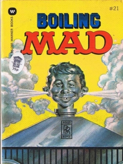 Boiling MAD #21 • Great Britain