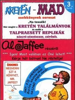 Go to Kreten - MAD #3 • Hungary • 1st Edition - Kreten
