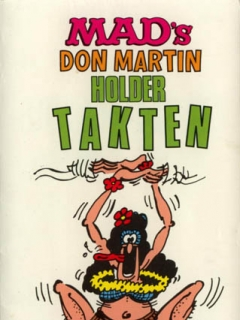 Go to Mad's don martin holder takten #12 • Norway • 2nd Edition - Semic