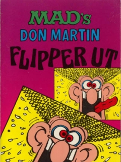 Go to MAD's Don Martin Flipper Ut #21 • Norway • 2nd Edition - Semic
