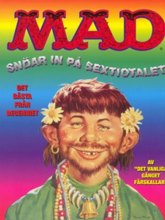 Go to MAD snöar in pa sextiotalet
