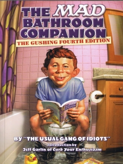 Go to The MAD Bathroom Companion #4 • USA • 1st Edition - New York