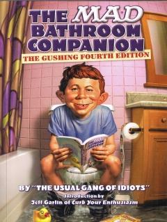 The MAD Bathroom Companion • USA • 1st Edition - New York