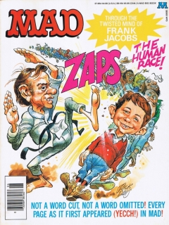 MAD Zaps the Human Race! • USA • 1st Edition - New York