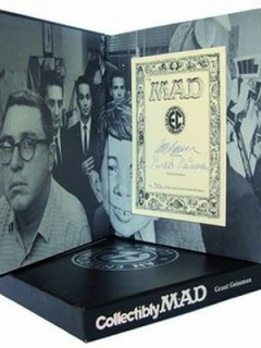 Collectibly Mad: The Mad and Ec Collectibles Guide/Signed Limited • USA • 1st Edition - New York