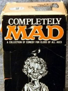 Go to Completely MAD • USA • 1st Edition - New York