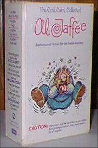 The Cool, Calm, Collected Al Jaffee • USA • 1st Edition - New York