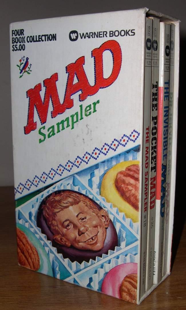 The MAD Sampler • USA • 1st Edition - New York