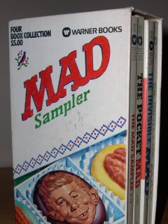 Go to The MAD Sampler • USA • 1st Edition - New York