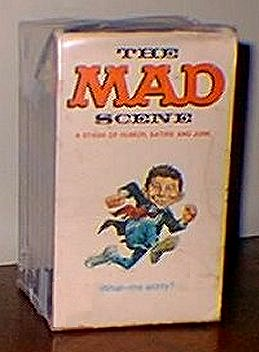 The MAD scene (white) • USA • 1st Edition - New York