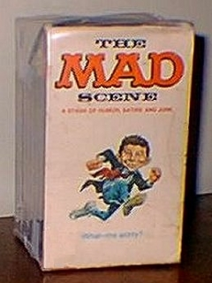 Go to The MAD scene (white) • USA • 1st Edition - New York