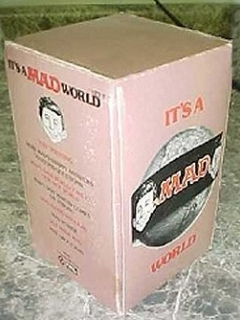 It's a MAD World (pink) • USA • 1st Edition - New York