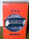 Image of It's a MAD World (red) • USA • 1st Edition - New York