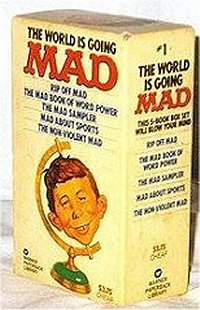 The world is going MAD • USA • 1st Edition - New York