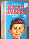 A Certifiably MAD Collection (USA) (Version: Blue version, clean background)
