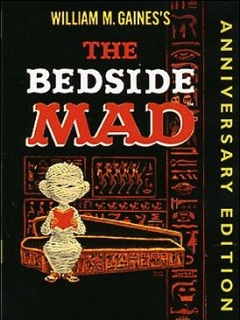 Go to The Bedside MAD #6 • USA • 1st Edition - New York